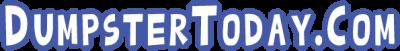 Dumpster Today Rental Orlando Logo