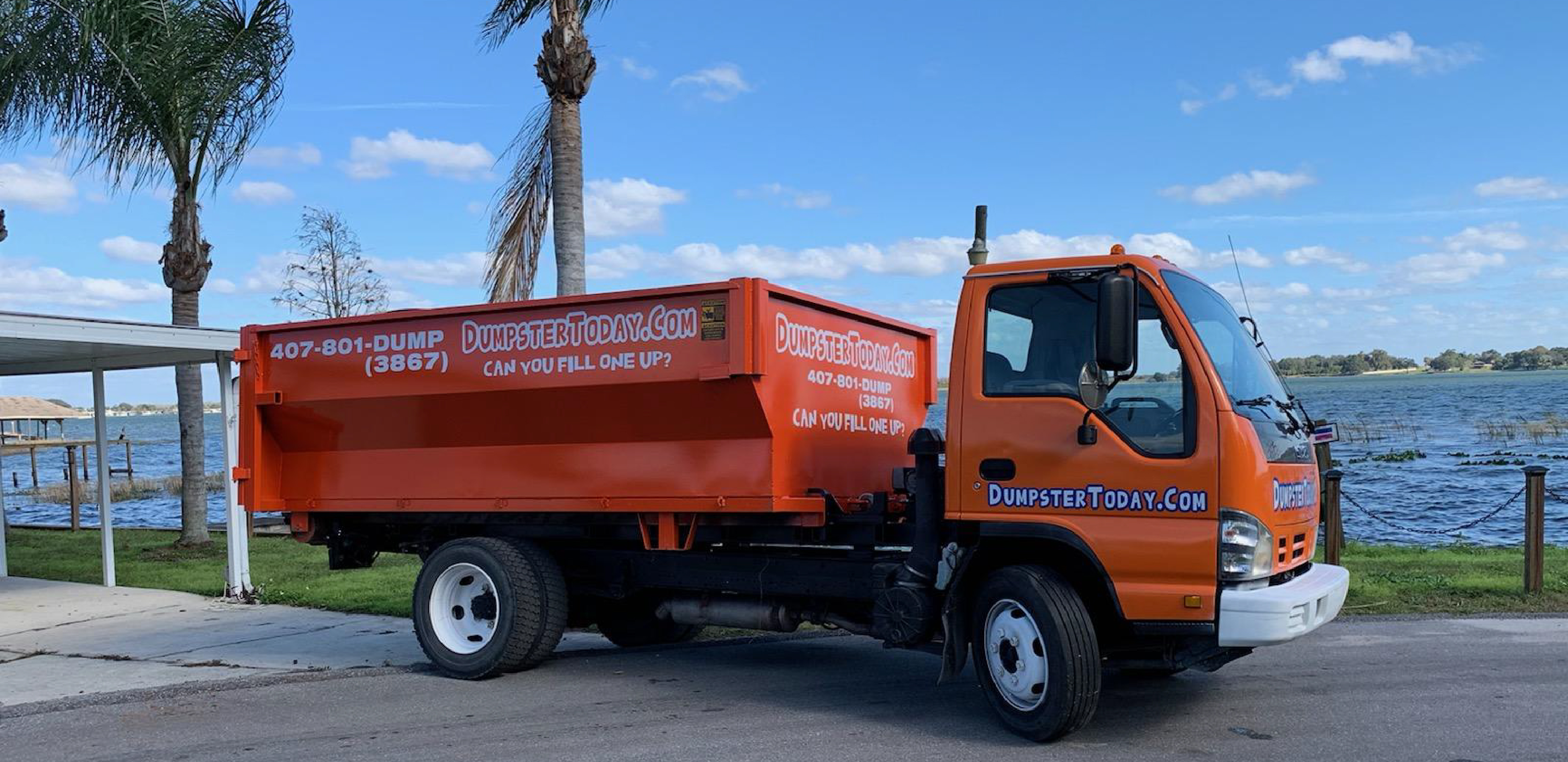 DUMPSTER TODAY DELIVERY IN ORLANDO-01