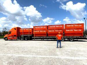Dumpster Rental Franchise Opportunity